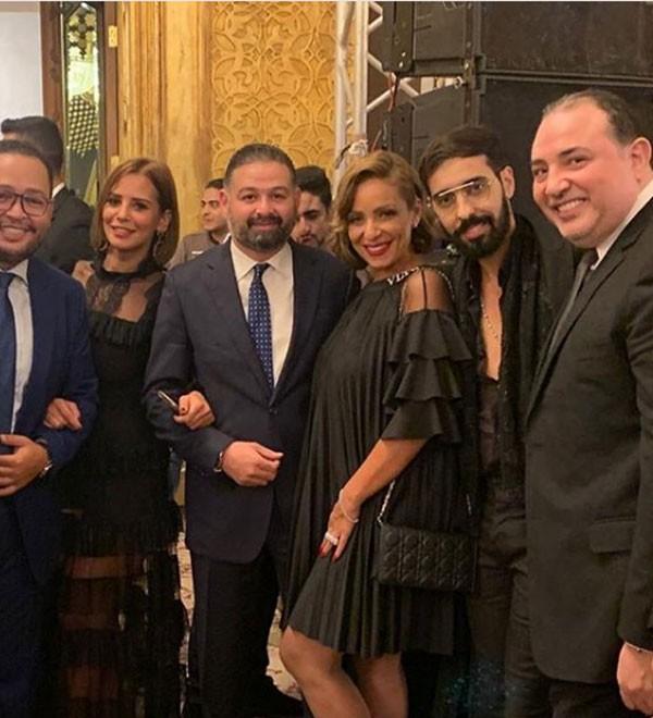 حفل زفاف علياء حسين