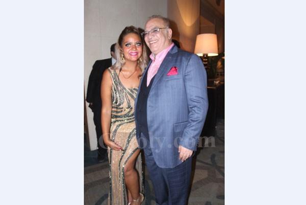 حفل زفاف احمد فهمي و هنا الزاهد بحضور نجوم الفن والمشاهير