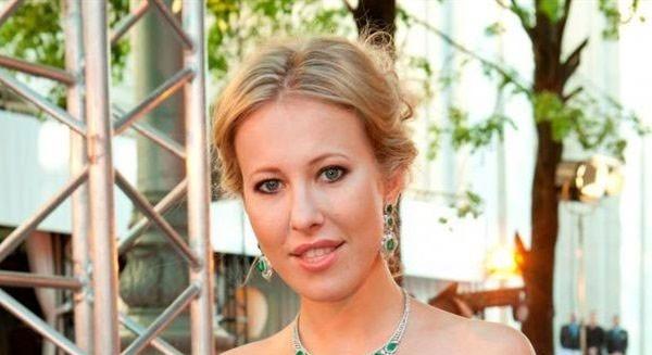 كسينيا سوبتشاك