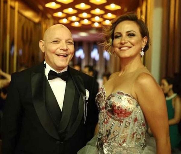 ريهام عبدالغفور وشقيقها