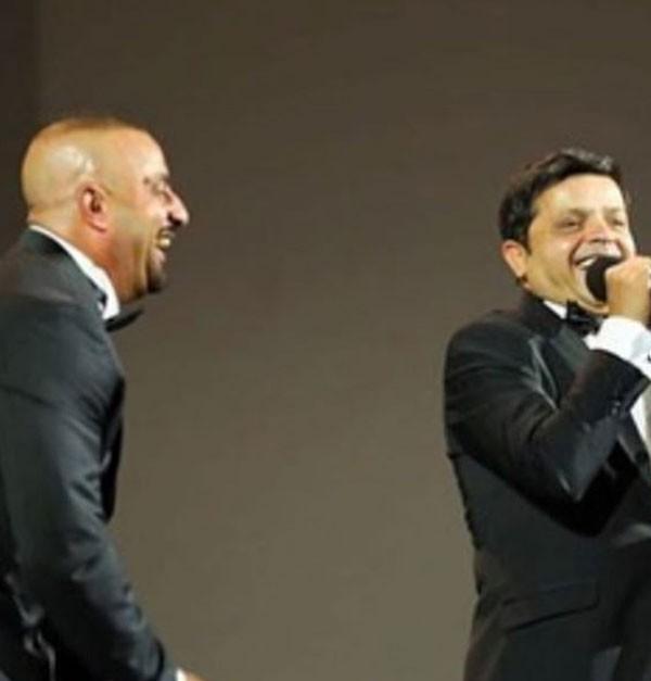 محمد هنيدي و احمد السقا