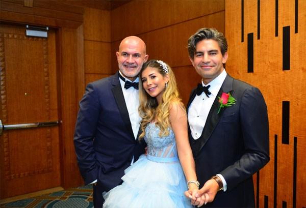 زفاف مريم قورة - حفل زفاف شقيقة مريم قورة
