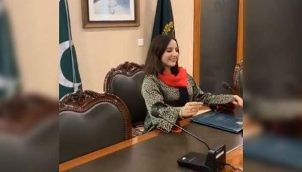 الباكستانية حريم شاه