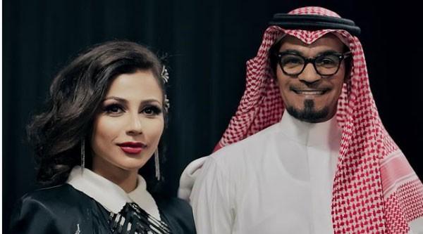 مهيرة عبدالعزيز ورابح صقر