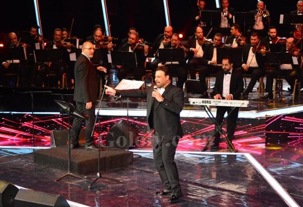 حفل عاصي الحلاني ضمن فاعليات مهرجان الموسيقي العربيه