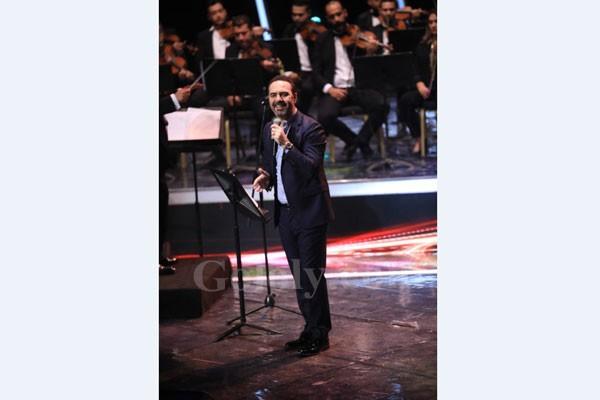 وائل جسار و مروة ناجي و همام ابراهيم يحييون الليلة العاشرة من مهرجان الموسيقي العربية