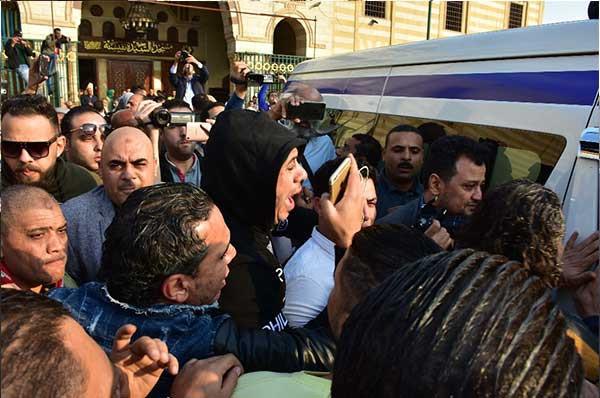 جنازة شعبان عبدالرحيم