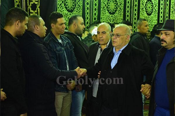 عزاء شعبان عبدالرحيم