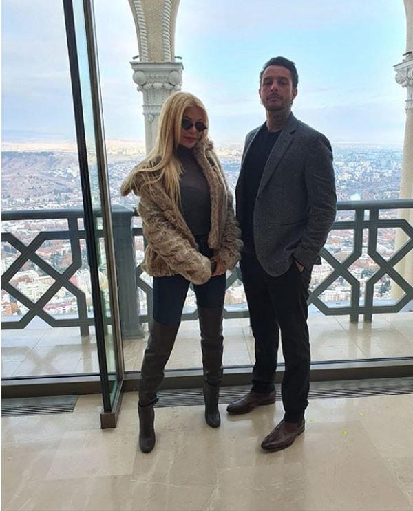 هيفاء وهبي و احمد الفيشاوي