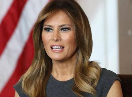 بعد ظهور كورونا في البيت الأبيض.. ميلانيا ترامب تخضع للفحص.. وهذه النتيجة
