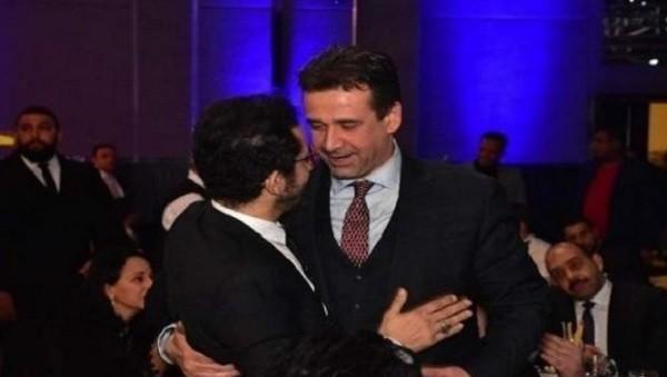 كريم عبدالعزيز واحمد حلمي