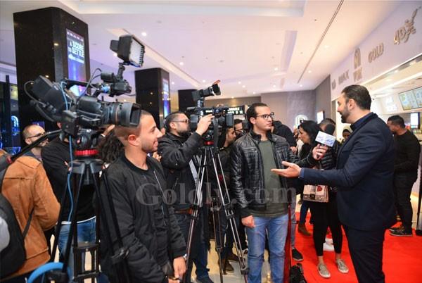 العرض الخاص لفيلم محمد كريم ونيكولاس كيدج A Score to Settle