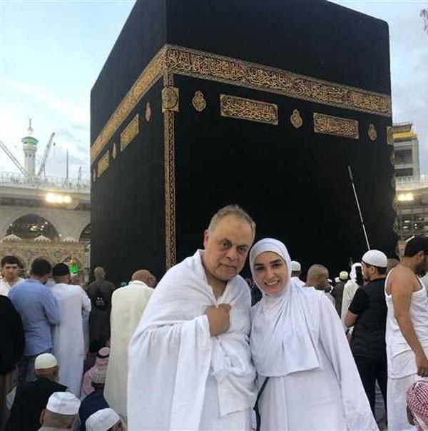 روجينا و اشرف زكي