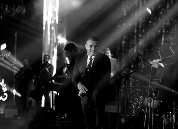 حفل عمرو دياب بجدة