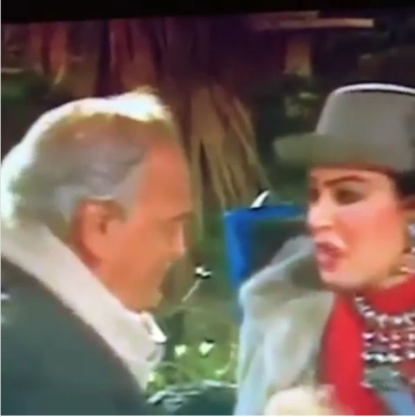 فيفي عبده و عبدالمنعم مدبولي