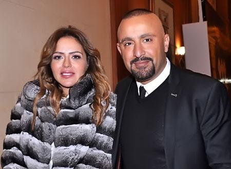 تكريم أحمد السقا وزوجته مها الصغير ونسرين طافش في مؤتمر التميز والجودة.. صور