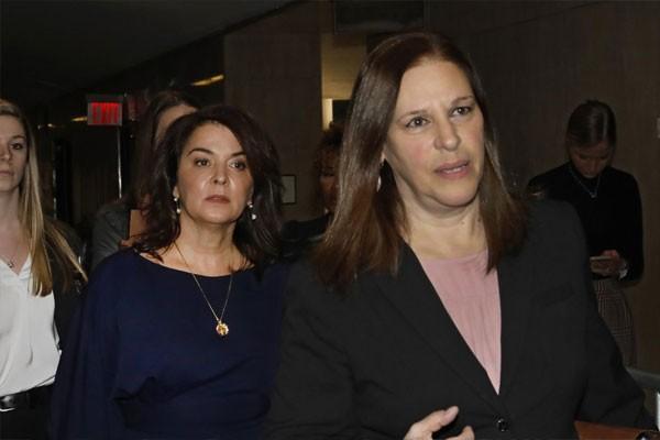 الممثلة أنابيلا سييرا في المحكمة: هارفي وينشتاين أمسك بي واغتصبني