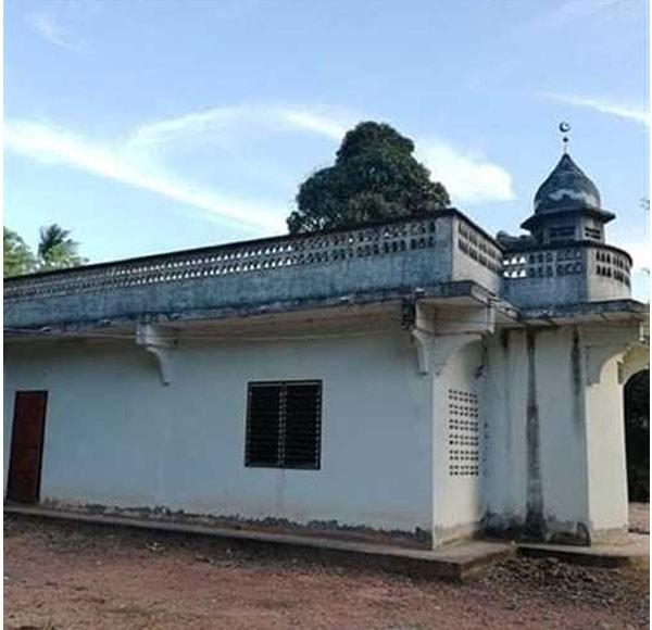 مسجد زوج عبير صبري