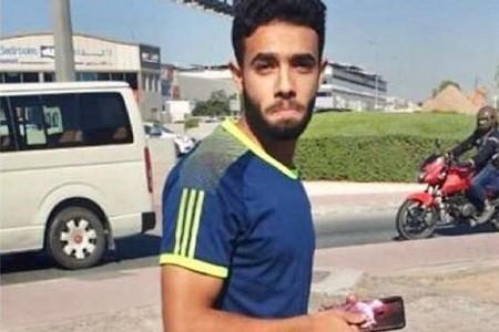 وفاة لاعب كرة قدم مصري في حادث مأساوي.. صور