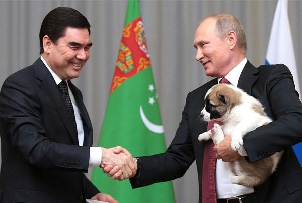 قربانقلي بردي محمدوف