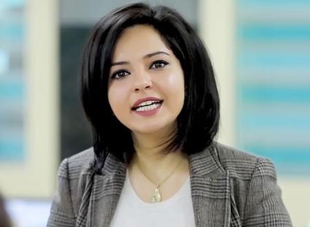 الإعلامية داليا أشرف تتعرض لحادث سير