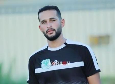 حبس لاعب نادي المصري محمود حمد