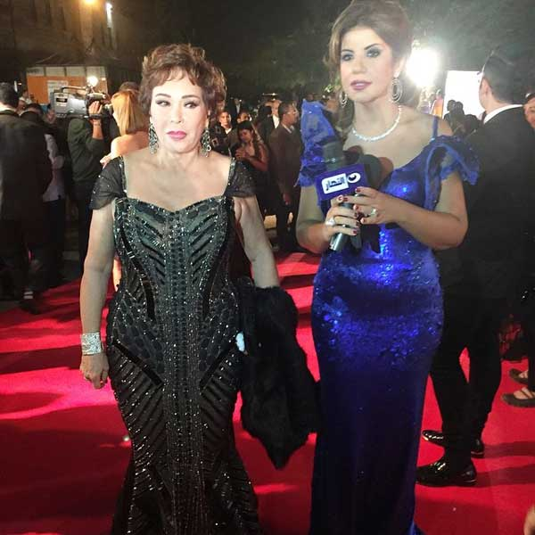 جولولي | لبلبة: المشاركة في مهرجان القاهرة السينمائي واجب وطني