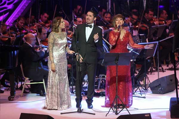 مهرجان الموسيقى العربية 2014