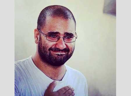 علاء عبدالفتاح: قتلوا أبي