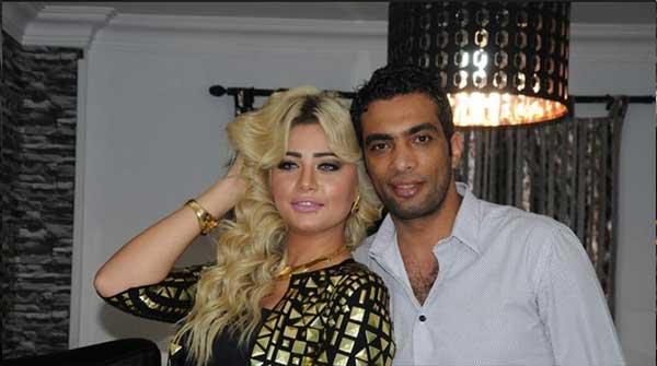 شادي محمد يفتتح مركز تجميل لزوجته