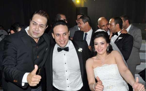 حفل زفاف اسلام حسن شحاتة