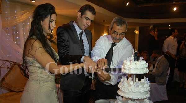 حفل خطوبة ابنة نبيل الحلفاوي