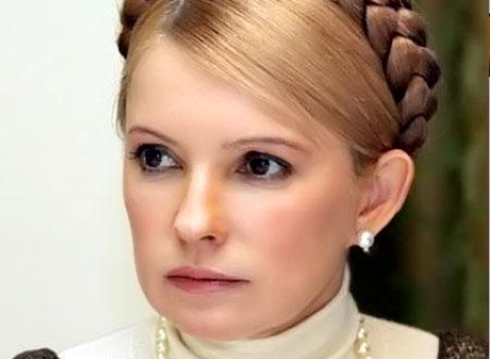 زعيمة المعارضة الأوكرانية تخضع لجلسة تدليك في محبسها