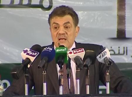 """البدوي يستقيل من """"الاستشاري"""""""