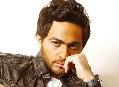 تامر حسني ممنوع من الغناء للثورة بأمر الميدان