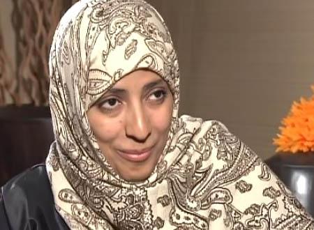 توكل كرمان معجبة بالمرأة الكويتية