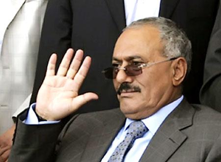 ترشيح علي عبدالله صالح لجائزة «سبأ للسلام 2011»