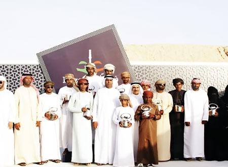 ختام بطولة «فزاع» للرماية المفتوحة التراثية 2012