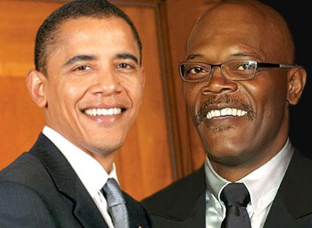 صامويل جاكسون: لهذا سأمنح صوتي لباراك أوباما