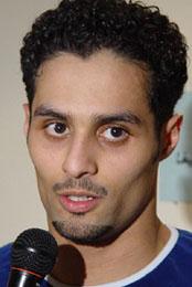 ياسر القحطاني - لاعب سعودي