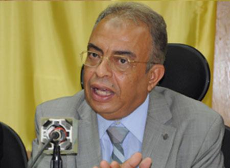 رأفت عبد العظيم يعلن استقالته من الإسماعيلي على الهواء مباشرة