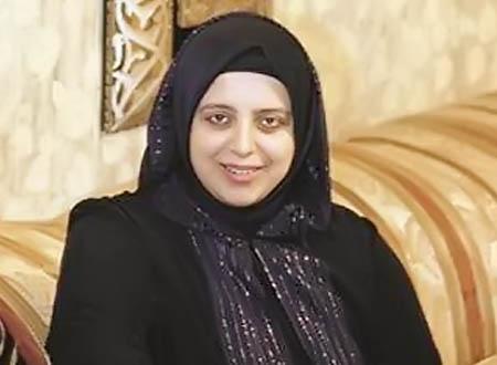 الفنانة المعتزلة عبير الشرقاوي تنوي التبرع بأعضائها