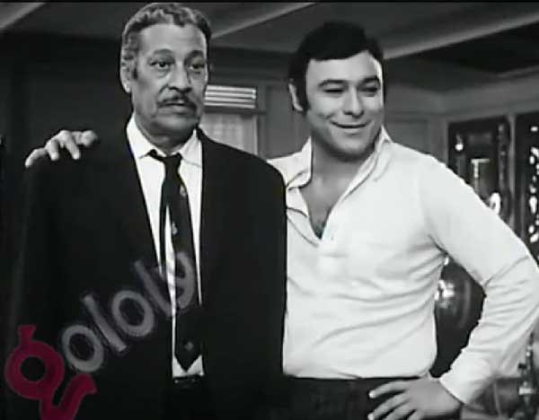 احمد رمزي فيلم ثرثرة فوق النيل