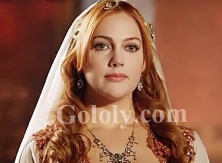 مريم اوزرلي حريم السلطان