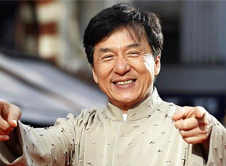 جاكي شان يحقق حلم عمره متأخراً