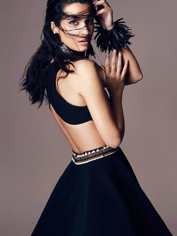 بطلة حريم السلطان الجديدة ملكة جمال تركيا