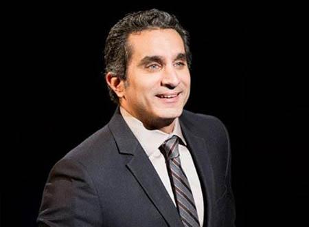 جولولي | باسم يوسف يشارك في مؤتمر مع صحفي دنماركي متهم بازدراء الإسلام