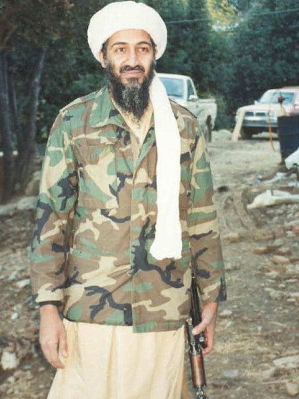 اسامة بن لادن