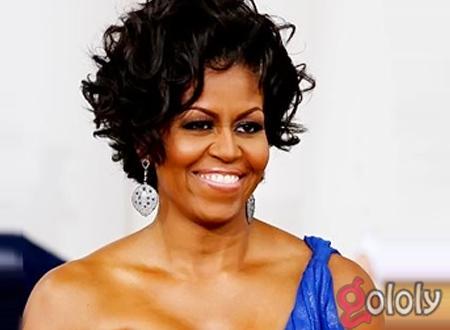 جولولي   ميشيل أوباما: جورج كلوني جذاب وزوجي يمنعني عنه