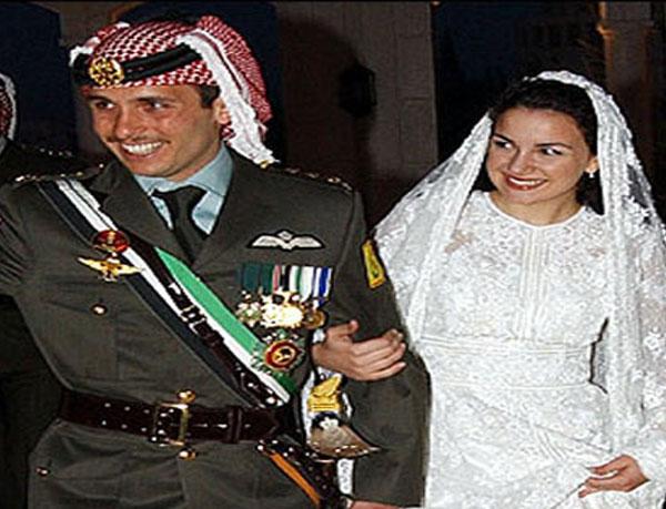 الامير هاشم بن الحسين بالصور الأميرة إيمان بنت الحسين تنهي سلسلة زيجات الأسرة الحاكمة من خارج الأردن